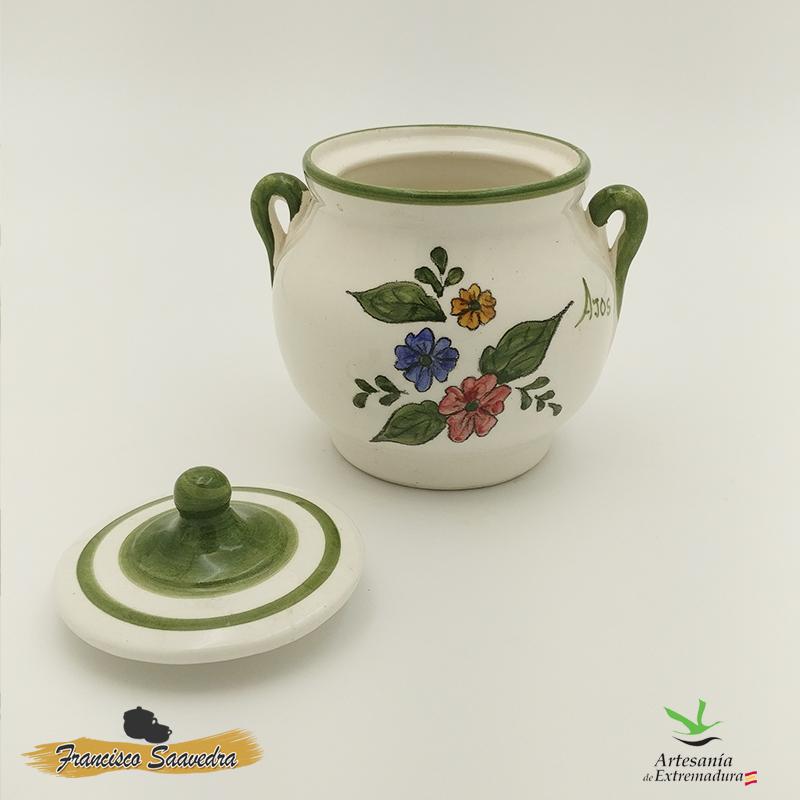 """Ajero de cerámica """"Tricolor"""""""