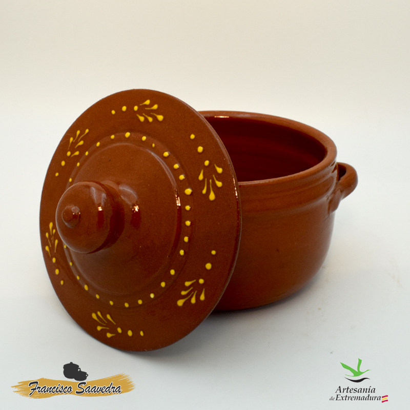 Cacerola de barro Pequeña - 4 raciones